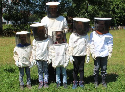 Erlebnisnachmittag: Faszination Bienenwelt