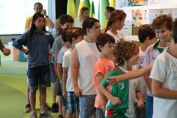 Besuch im Fifa-Museum