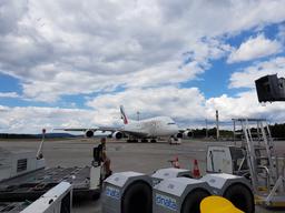 Flughafenbesichtigung
