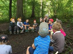 Ferien im Wald - eine Woche Abenteuer