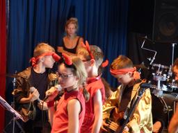 Circolino Pipistrello: Das Zirkus-Orchester