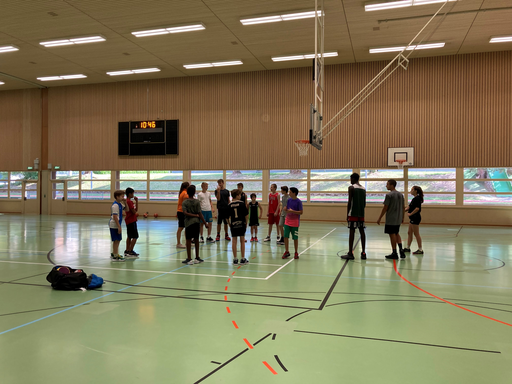 Basketball-Camp