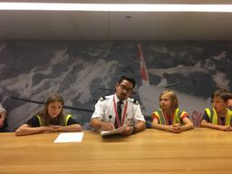 Swiss - ein Blick hinter die Kulissen